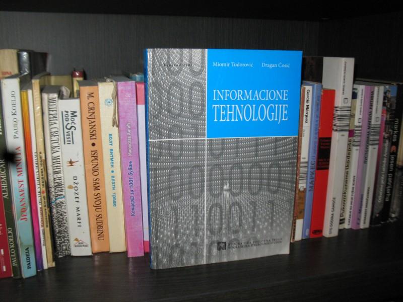 Todorović, Ćosić - INFORMACIONE TEHNOLOGIJE