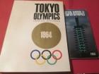 Tokyo Olympics Official Souvenir 1964 +Official Handboo