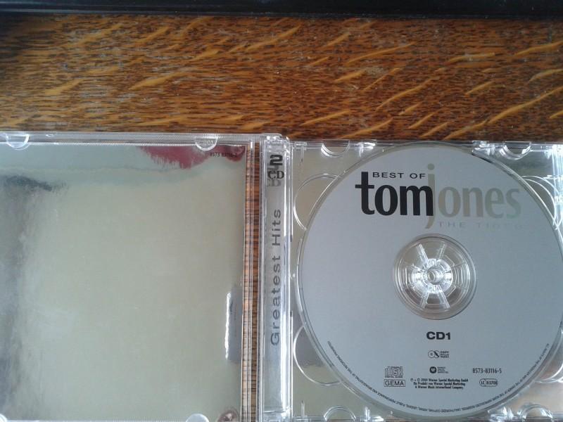 Tom Jones - Best of Tom Jones; The Tiger  2 CD
