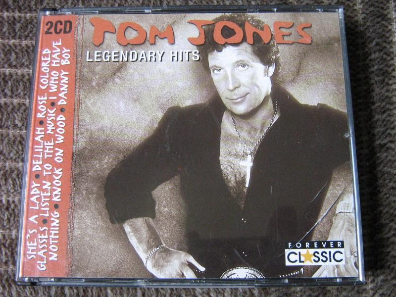 Tom Jones - Legendary Hits (2xCD)