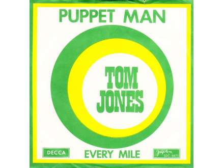 Tom Jones - Puppet Man