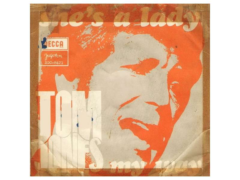 Tom Jones - She`s A Lady