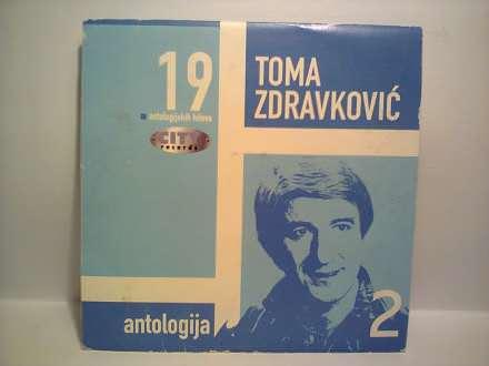 Toma Zdravković - Antologija 2