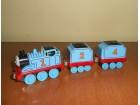 Tomas i drugari - Tomas i dva vagona