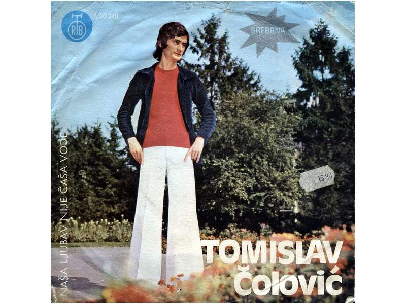 Tomislav Čolović - Naša Ljubav Nije Čaša Vode