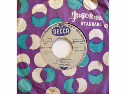 Tommy Steele - Butterfingers