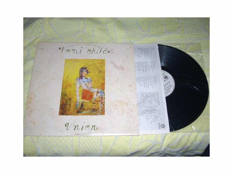 Toni Childs - Union LP