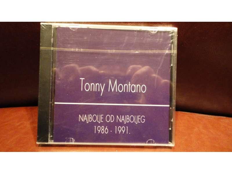 Tonny Montano - Najbolje od najboljeg 1986 - 1991