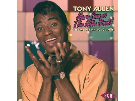 Tony Allen - Here Comes The Nite Owl! NOVO