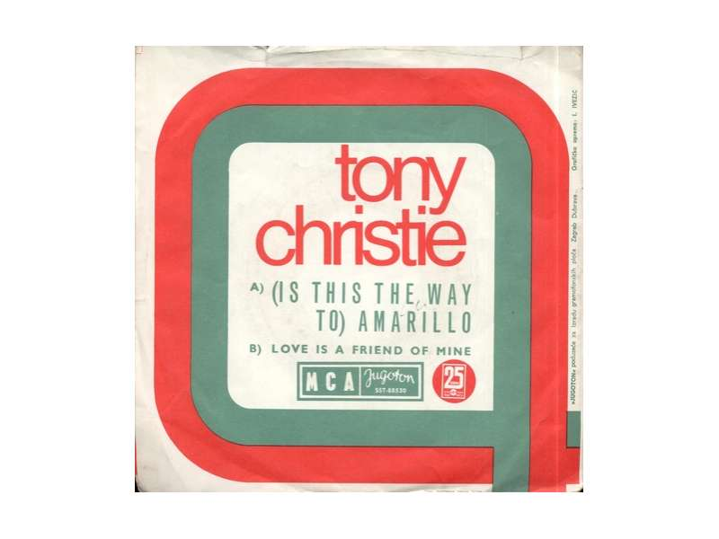 Tony Christie - (Is This The Way To) Amarillo