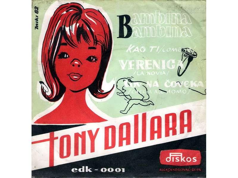 Tony Dallara - Bambina Bambina