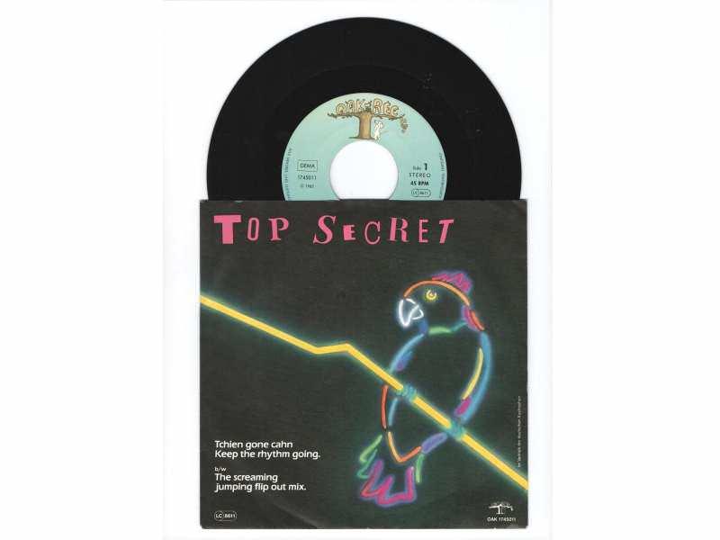 Top Secret - Tchien Gone Cahn Keep The Rhythm Going