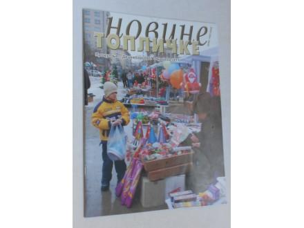 Topličke novine - Decembar 2007