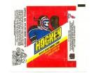 Topps omot `Hockey` od žvaka i kartica