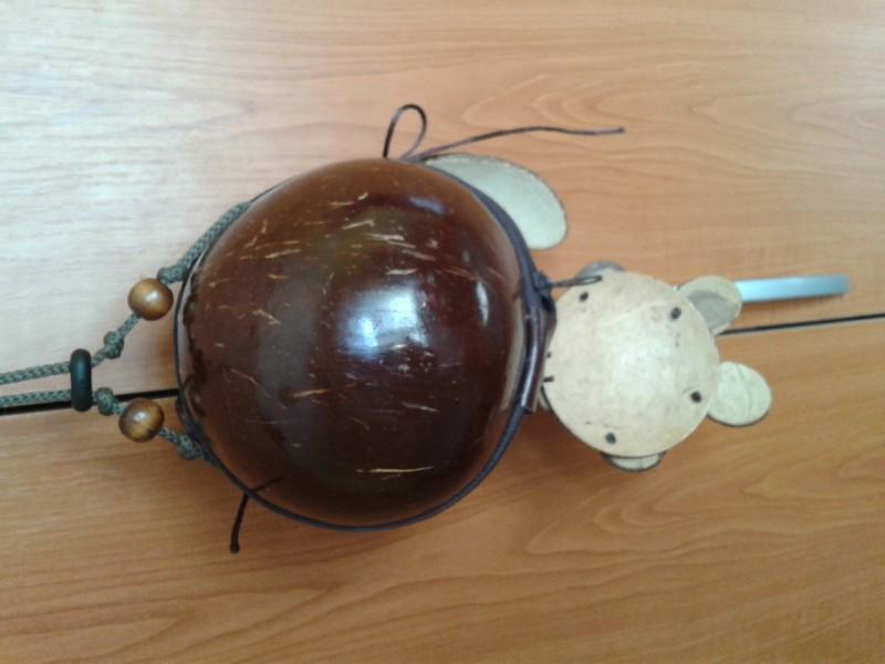 Torbica od kokosovog oraha