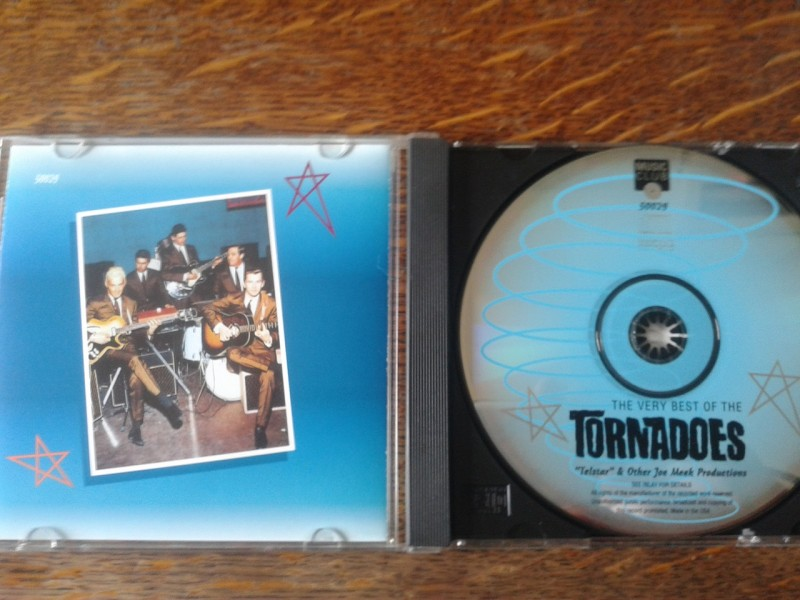 Tornados, The - The Very Best Of The Tornadoes