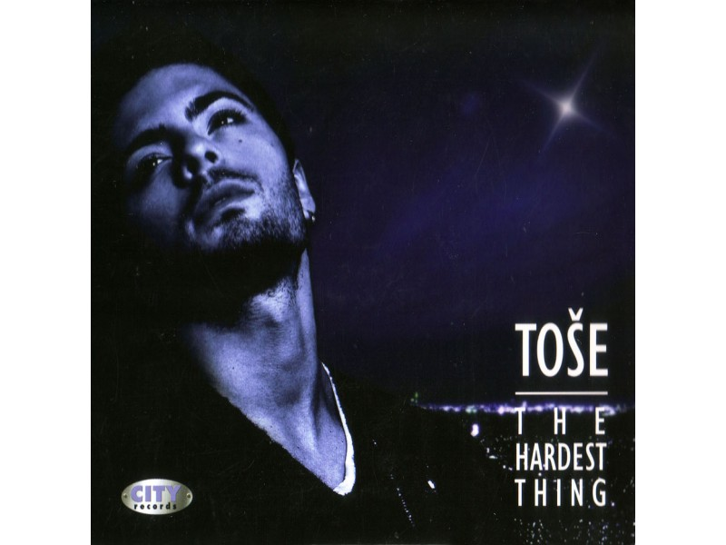 Toše Proeski - The Hardest Thing