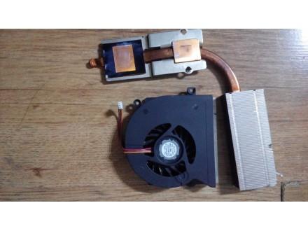 Toshiba L505D Kuler