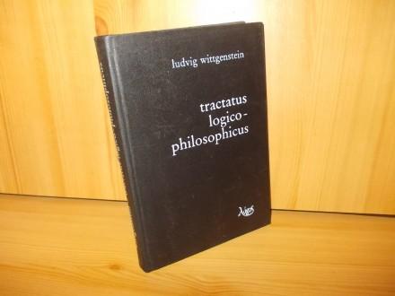 Tractatus logico-philosophicus - L. Wittgenstein
