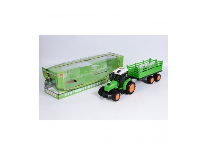 Traktor prikolica 490432