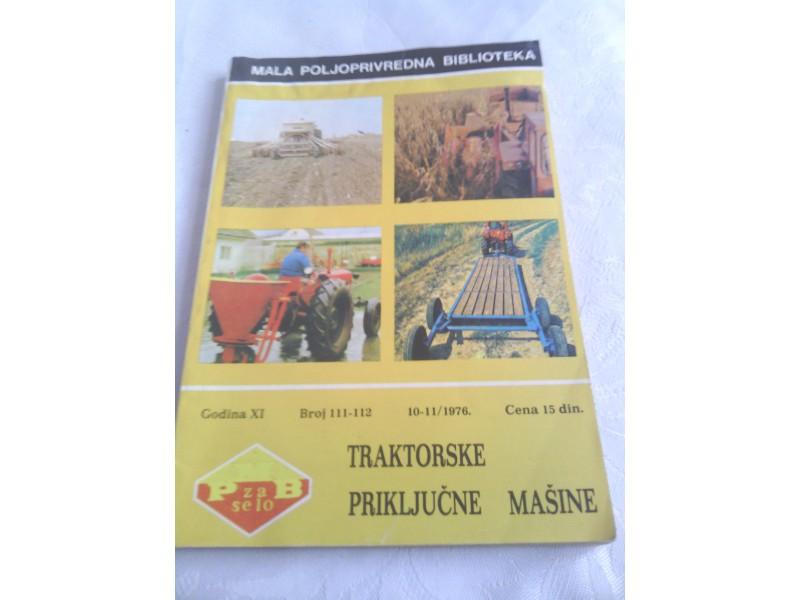 Traktorske priključne mašine