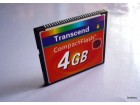 Transcend Compact Flash CF 4GB + GARANCIJA!