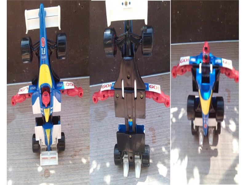 Transformers formula 1