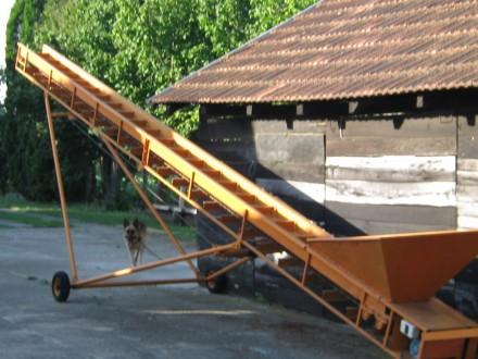 Transporter za kukuruz-elevator