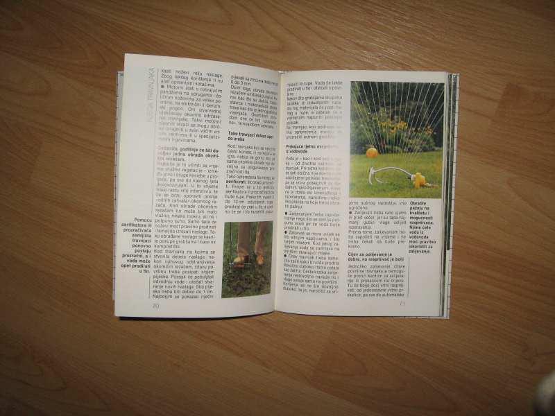 Travnjaci i ukrasno grmlje