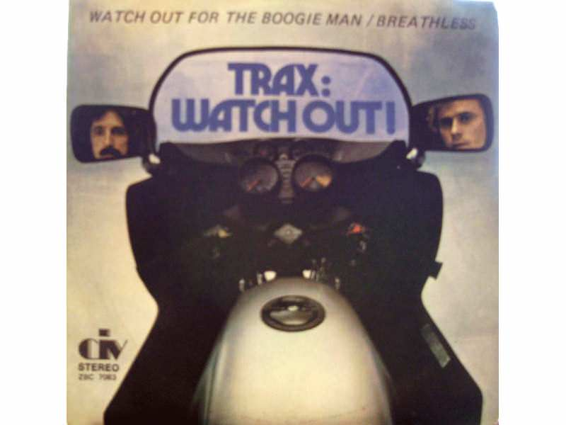Trax - Watch Out For The Boogie Man / Breathless