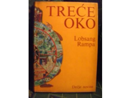 Treće oko, Lobsang Rampa
