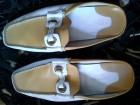 Tremp kožne papuče