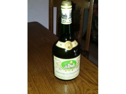 Tri flase austrijskog vina starog 35 godina