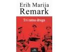 Tri ratna druga, Erih Marija Remark, nova