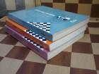 Tri sahovske knjige