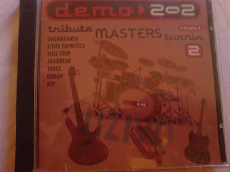 Tribute Masters turnir 2 (DUPLI CD)
