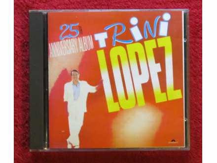 Trini Lopez - 25th Anniversary Album