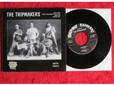 Tripmakers, The - She`s Here