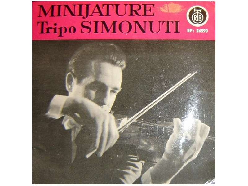 Tripo Simonuti - Minijature