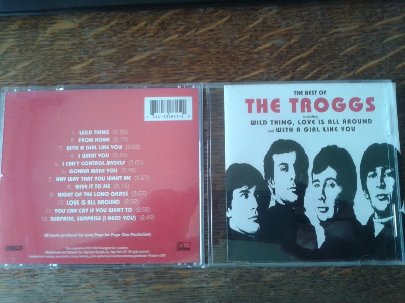 Troggs, The - The Best Of The Troggs