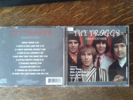 Troggs, The - Wild Thing (The Greatest Hits)
