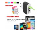 Trostruka USB Utičnica Za Mobilni+2 Uređaja, Kao Nova !