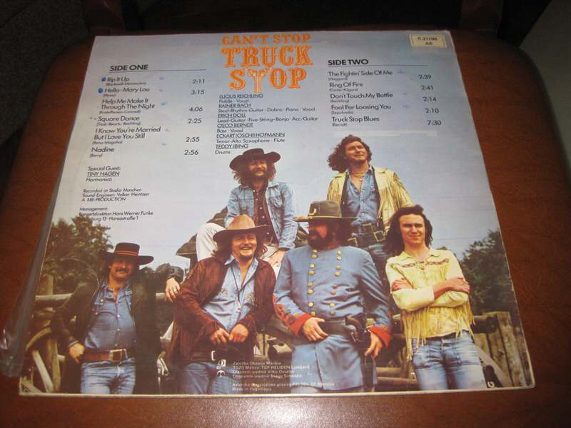 Truck Stop (2) - Can`t Stop Truck Stop