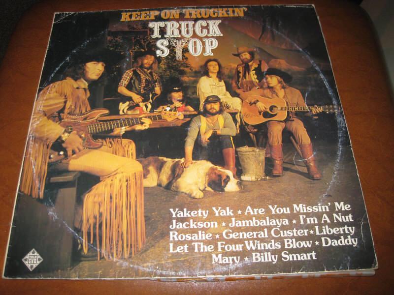 Truck Stop - Keep On Truckin`
