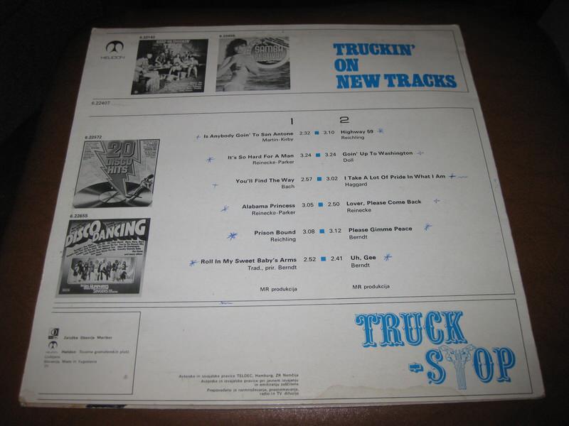 Truck Stop - Truckin` On New Tracks