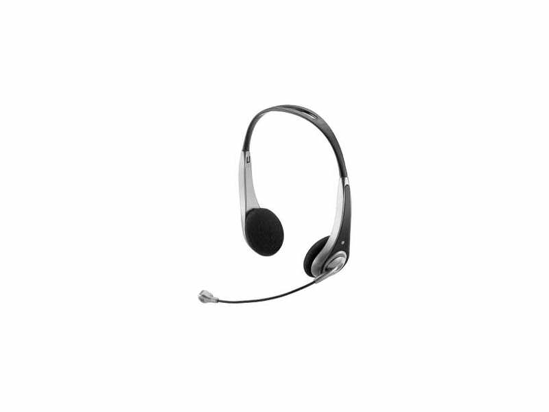 Trust InSonic Chat Headset - black
