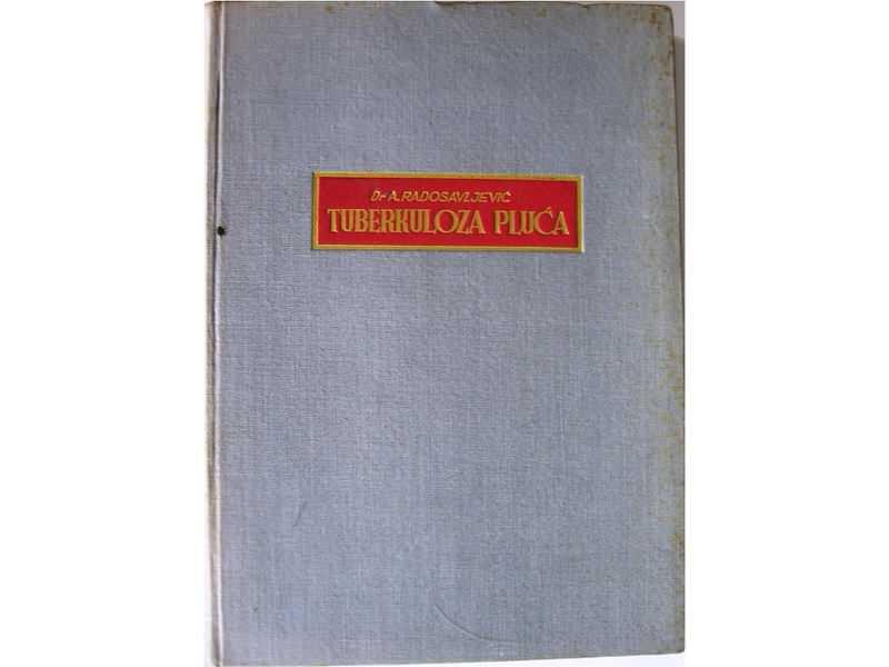 Tuberkuloza pluća - Dr A. Radosavljević