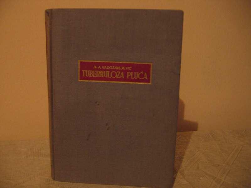 Tuberkuloza pluca - dr A. Radosavljevic