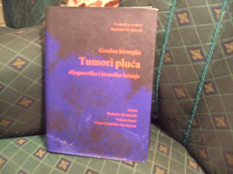 Tumori pluća, grudna hirurgija, Radoslav Jaković