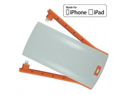 Tuncmatik Powertube II 6000mAh microUSB Lighthing PowerBank Apple-certified MFi